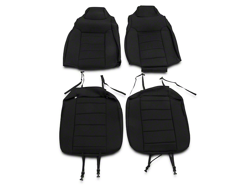 Rugged Ridge Wrangler Neoprene Front Seat Covers