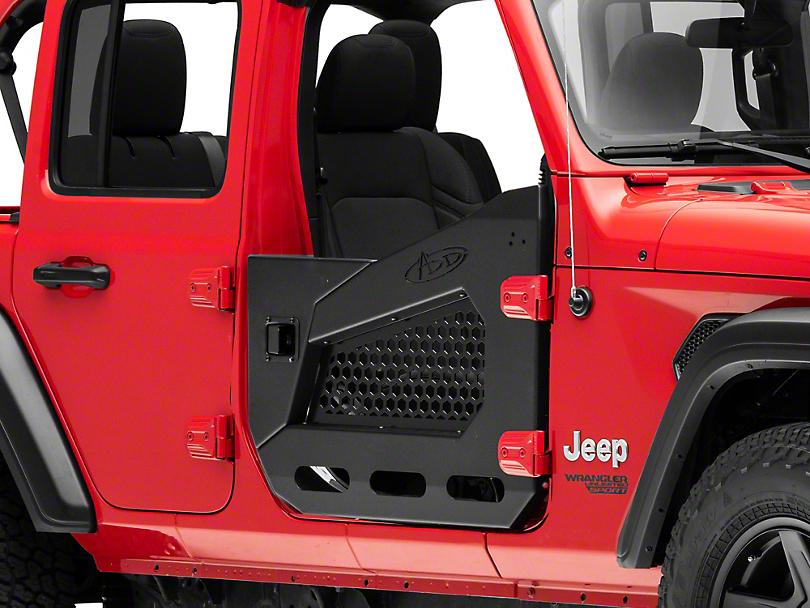 Addictive Desert Designs Stealth Fighter Front Doors (18-20 Jeep Wrangler JL)