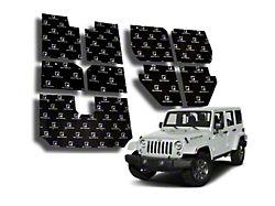 SoundSkins Custom Cut Sound Dampening Kit (07-18 Jeep Wrangler JK)