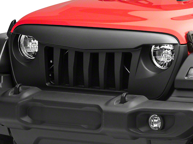 MP Concepts Thanos Grille (18-21 Jeep Wrangler JL)