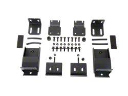 Body Armor 4x4 Hard Top Roof Rack Mounting Kit (07-18 Jeep Wrangler JK)