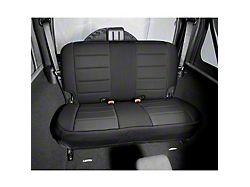 Rugged Ridge Neoprene Rear Seat Cover - Black (97-02 Jeep Wrangler TJ)