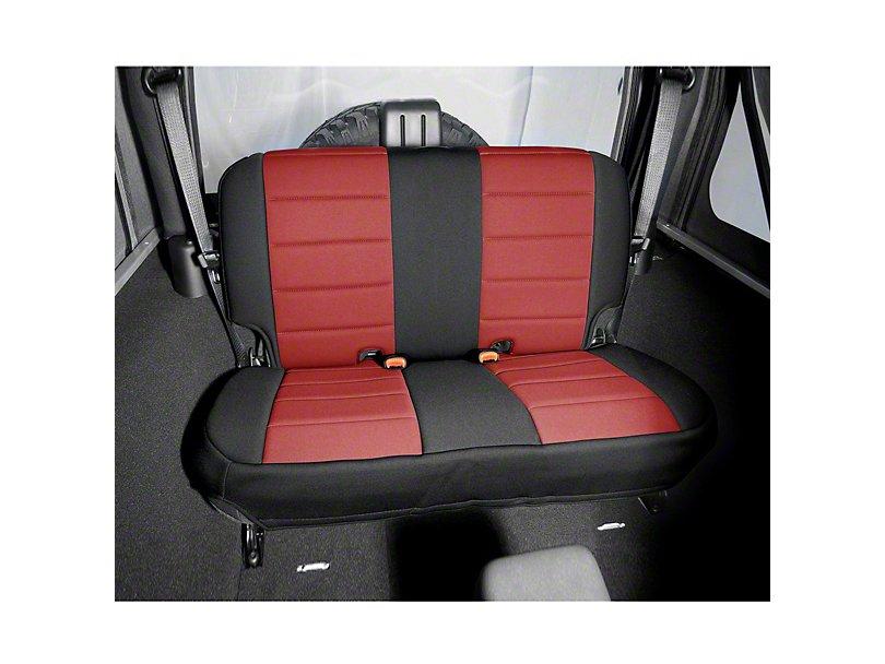 Rugged Ridge Neoprene Rear Seat Cover
