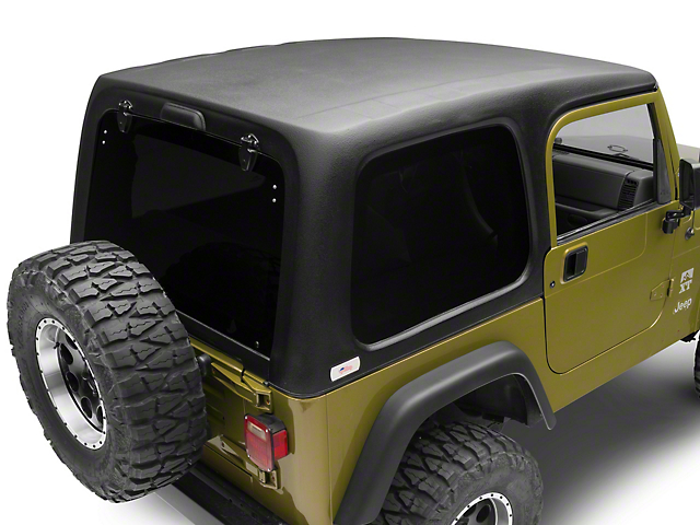 Sentry Original Style Hard Top (97-06 Jeep Wrangler TJ, Excluding Unlimited)