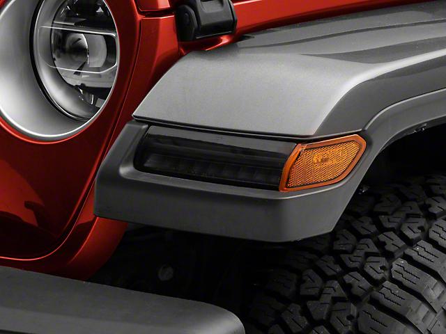 Morimoto GEN2 XB LED Turn Signals; Smoked (2020 Jeep Gladiator JT, Excluding Sport)