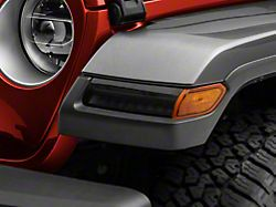 Morimoto GEN2 XB LED Turn Signals; Smoked (20-22 Jeep Gladiator JT, Excluding Sport)