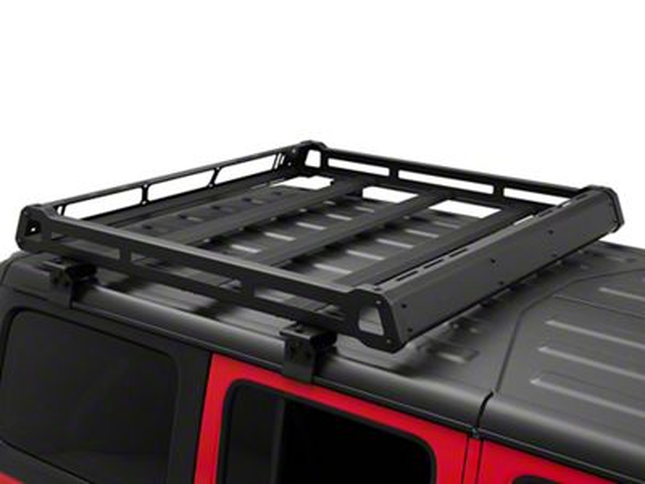 Barricade Jeep Wrangler Roof Rack Basket For Oem Hard Top J133620 18 21 Jeep Wrangler Jl