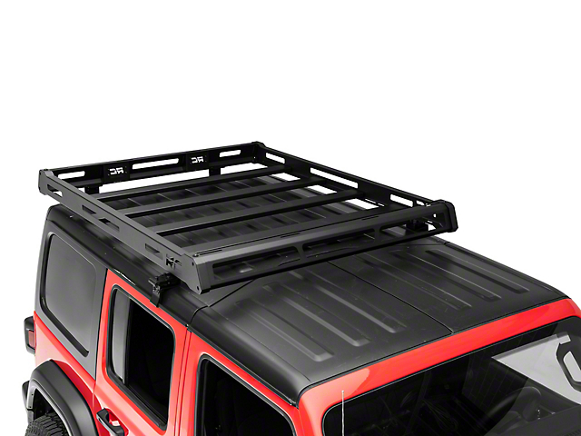 Rough Country Roof Rack System (18-21 Jeep Wrangler JL)