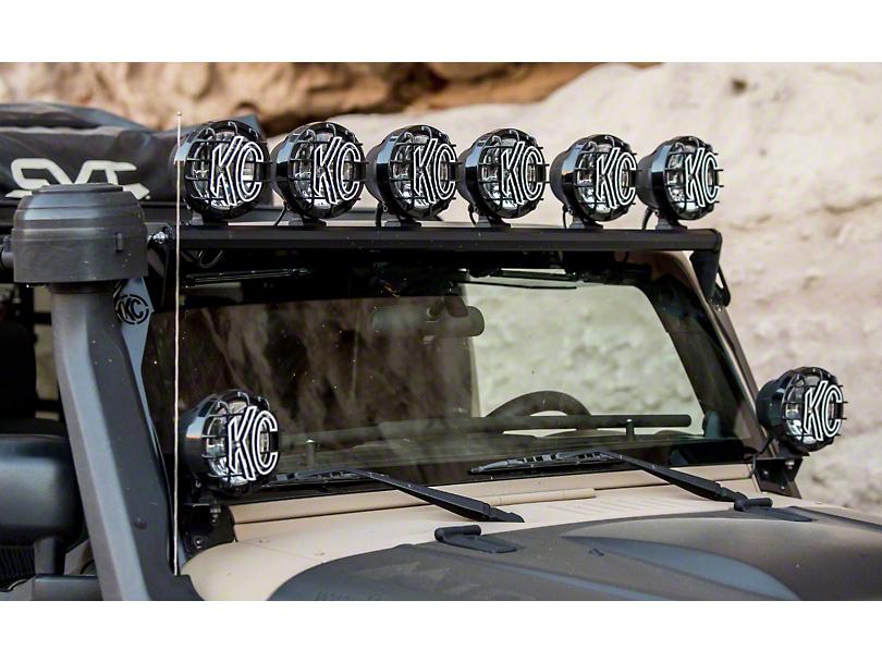 Kc Hilites Jeep Wrangler 50