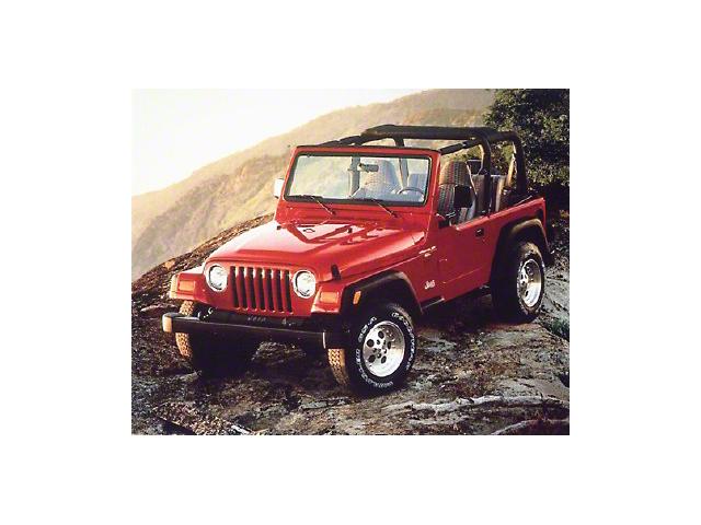 Front Bumper (97-06 Jeep Wrangler TJ)