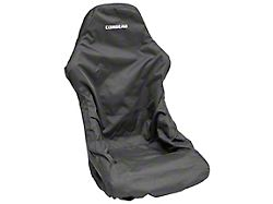 Corbeau Fixed Seat Saver; Black (79-20 All)