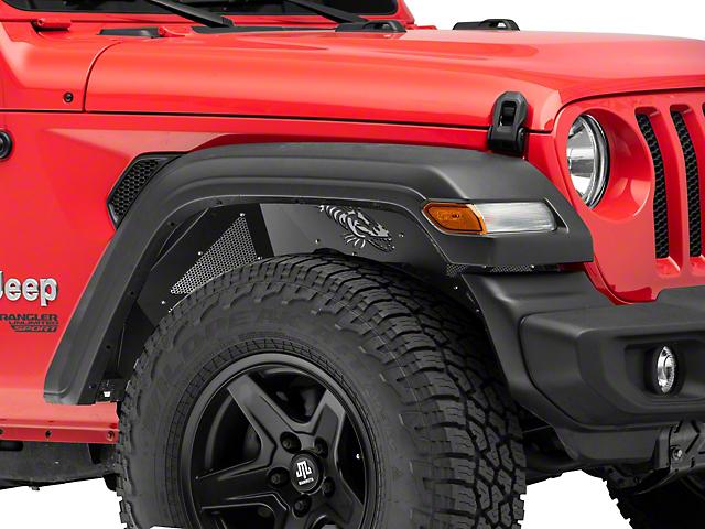 Fishbone Offroad Jeep Gladiator Aluminum Inner Fenders ...