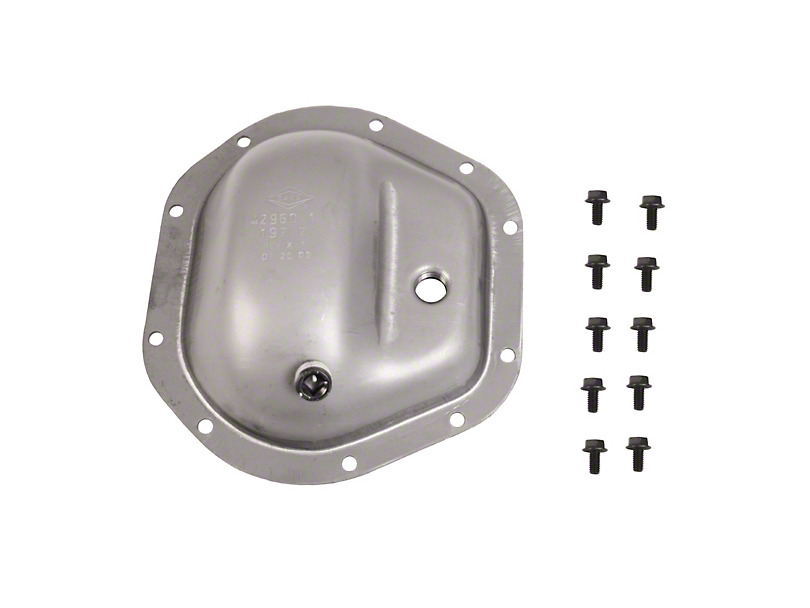 OEM Style Rear Dana 44 Differential Cover (87-11 Jeep Wrangler YJ, TJ & JK)