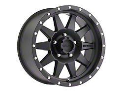 Method Race Wheels MR301 The Standard Matte Black Wheel; 18x9 (20-22 Jeep Gladiator JT)
