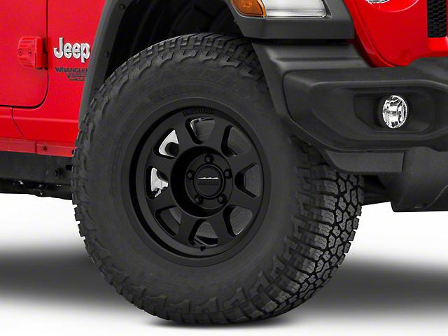 Method Race Wheels MR701 Matte Black 5-Lug Wheel; 17x8.5; 0mm Offset (14-21 Tundra)