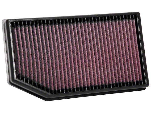 K&N Replacement Air Filter (20-22 3.6L Jeep Gladiator JT)