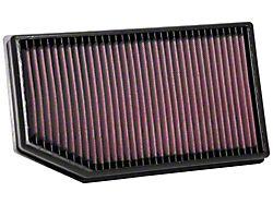 K&N Replacement Air Filter (18-21 2.0L or 3.6L Jeep Wrangler JL)