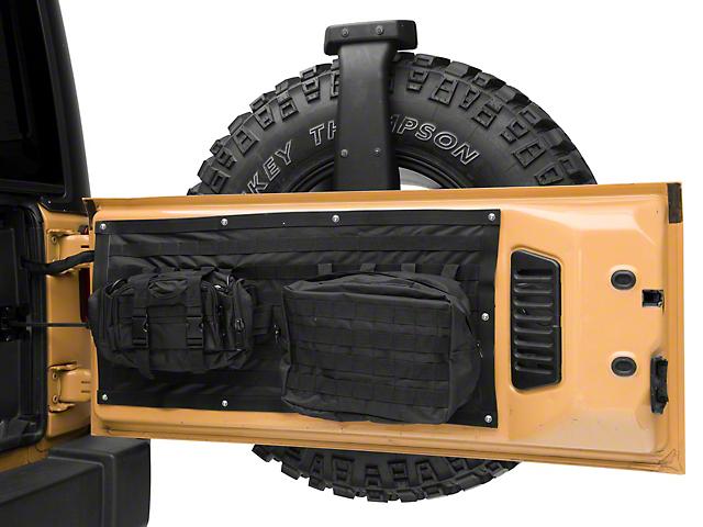RedRock 4x4 Tailgate Storage Bag (07-18 Jeep Wrangler JK)