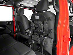 RedRock 4x4 Multi-Function Seat Storage Organizer (Universal; Some Adaptation May Be Required)