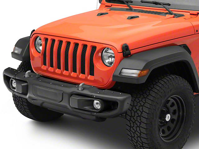 MP Concepts Forged Aluminum Front Bumper (18-21 Jeep Wrangler JL)
