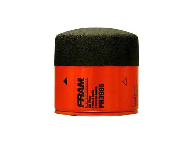 Oil Filter; SAE Thread (91-95 Jeep Wrangler YJ)
