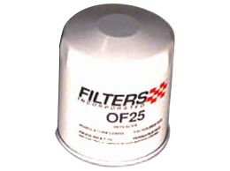 Omix-ADA Oil Filter (91-06 2.5L or 4.0L Jeep Wrangler YJ & TJ)