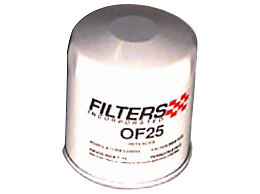 Omix-ADA Oil Filter (91-06 2.5L or 4.0L Jeep Wrangler YJ & TJ)