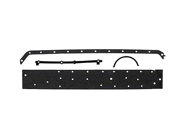 Omix-ADA Oil Pan Gasket Set (87-90 4.2L Jeep Wrangler YJ)