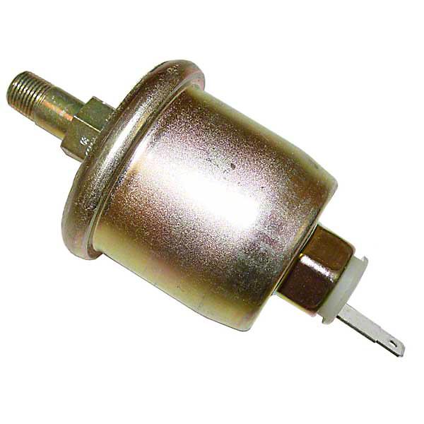 Omix-ADA Oil Pressure Sending Unit w/ Gauge (87-91 2.5L or 4.2L Wrangler YJ)