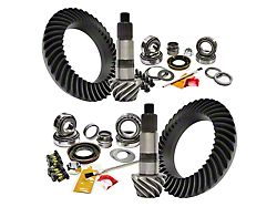 Nitro Gear & Axle M210 Front Axle/M220 Rear Axle Ring and Pinion Gear Kit; 4.63 Gear Ratio (20-22 Jeep Gladiator JT)