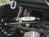Rugged Ridge ORV Steering Stabilizer (07-18 Jeep Wrangler JK)