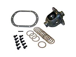 Dana 30 Front Axle Differential Case; 3.73 to 4.56 Gear Ratio (76-06 Jeep CJ5, CJ7, Wrangler YJ & TJ, Excluding Rubicon)