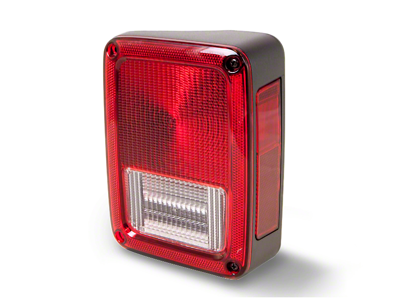 Omix-ADA Passenger Side Tail Light (07-18 Jeep Wrangler JK)
