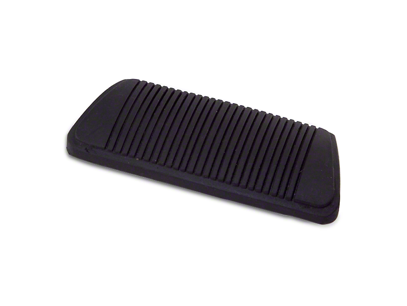 Pedal Cover for Automatic Transmission (87-93 Jeep Wrangler YJ)