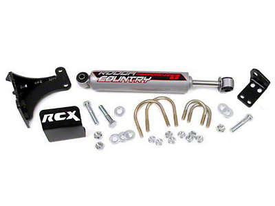Rough Country Perf. 2.2 Steering Stabilizer (07-18 Wrangler JK)