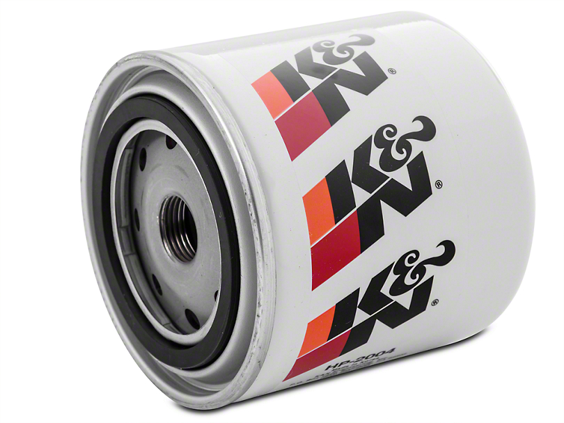 K&N Performance Gold Oil Filter (91-06 2.5L or 4.0L Jeep Wrangler YJ & TJ)