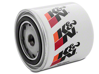 K&N Performance Gold Oil Filter (91-06 2.5L or 4.0L Wrangler YJ & TJ)