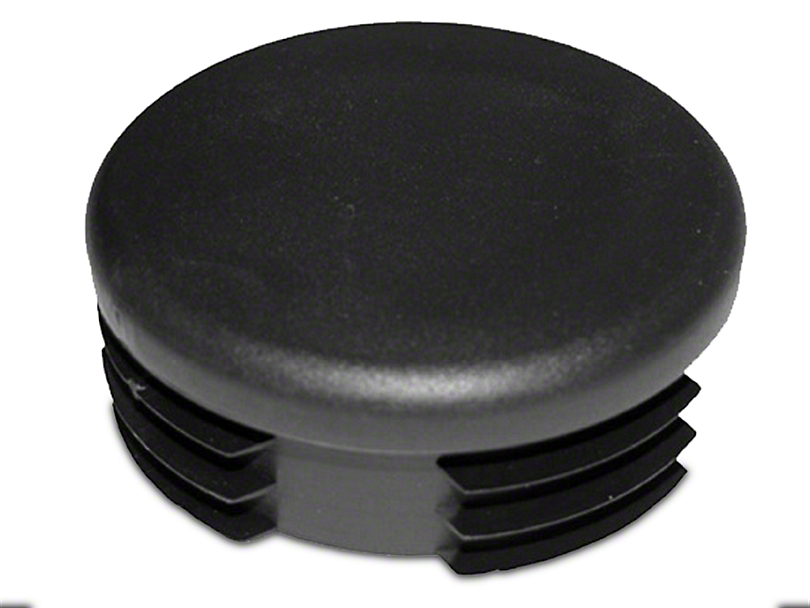 Rugged Ridge Plastic Bumper Cap for 3 in. Tubular Bumpers