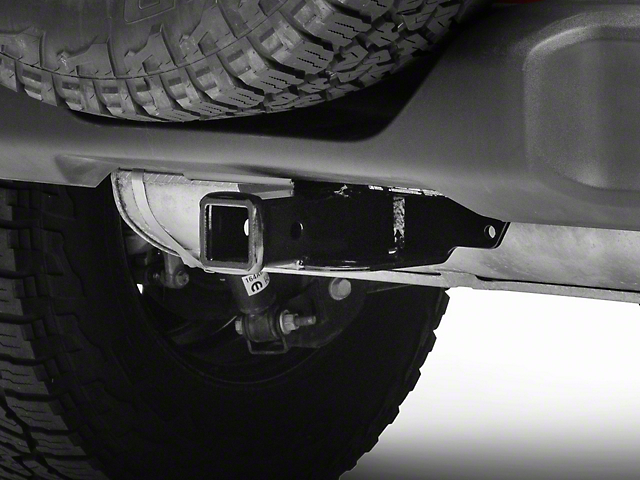 Class III Trailer Hitch (18-20 Jeep Wrangler JL)