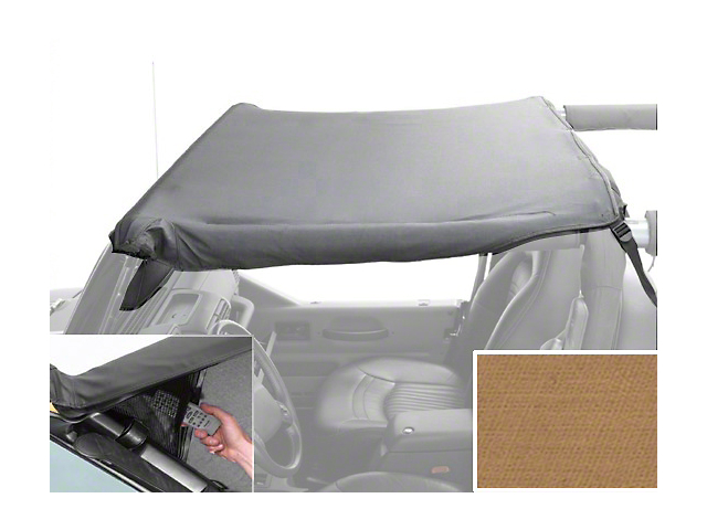 Rugged Ridge Pocket Brief - Spice (92-95 Jeep Wrangler YJ)
