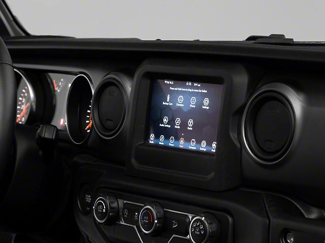 Infotainment 8.4-Inch Screen GPS Navigation Radio Uconnect UAQ 4C Upgrade (18-21 Jeep Wrangler JL)