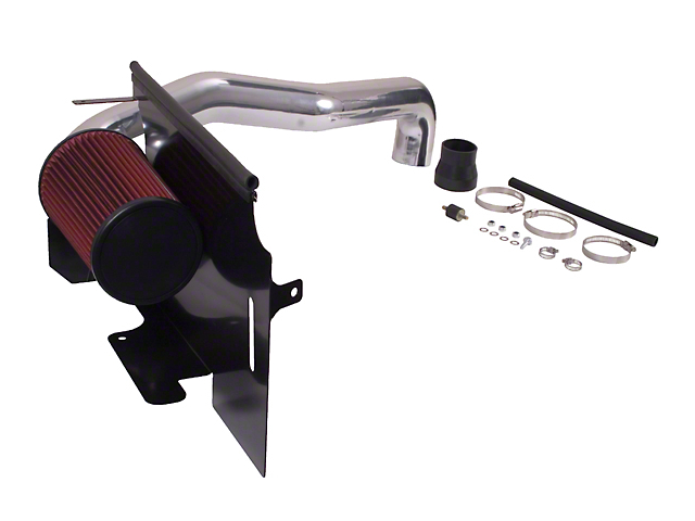 Rugged Ridge Polished Aluminum Cold Air Intake (97-02 2.5L Wrangler TJ)