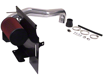 Rugged Ridge Polished Aluminum Cold Air Intake (97-02 2.5L Jeep Wrangler TJ)