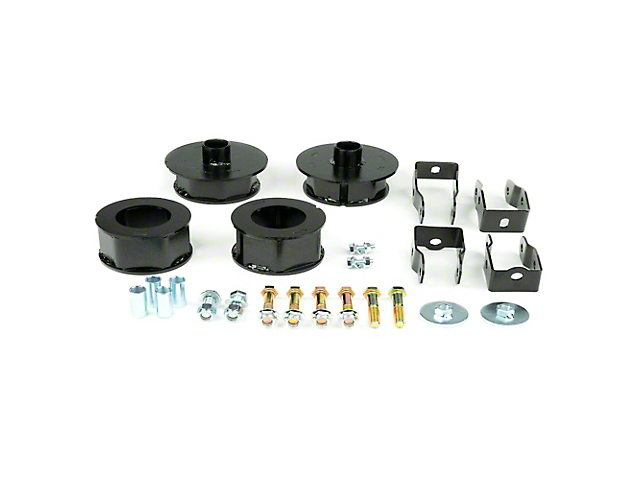 Southern Truck Lifts 2.50-Inch Suspension Lift Kit (18-21 Jeep Wrangler JL)