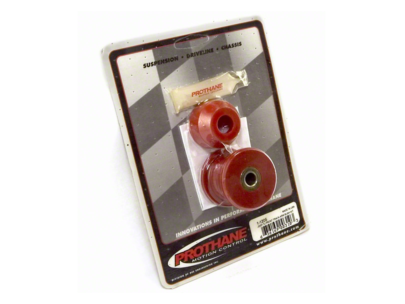 Rugged Ridge Poly Track Arm Bushings - Front (97-06 Jeep Wrangler TJ)