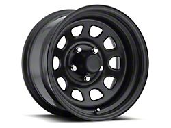 Pro Comp Steel Wheels 51 Series Rock Crawler Gloss Black Wheel; 17x9 (18-21 Jeep Wrangler JL)