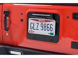 Tailgate Plugs (07-18 Jeep Wrangler JK)