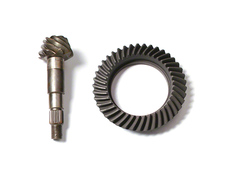 Dana 35 Rear Axle Ring and Pinion Gear Kit - 3.73 Gear Ratio (87-06 Jeep Wrangler YJ & TJ)