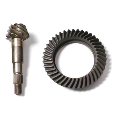 Jeep Ford Dana 35 10 Bolt Motive Gear 4.11 Differential Ring and Pinion Gear Set