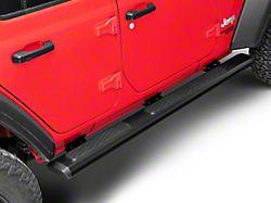 MP Concepts Aluminum Side Step Bars (18-21 Jeep Wrangler JL 4-Door)